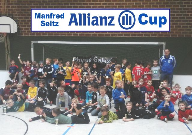 F Allianz Cup Halle 2016